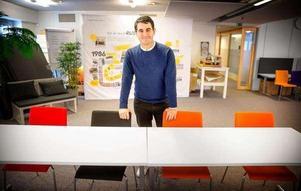 HR-chefen Jozef Khasho är född i Beirut men uppväxt i Hovsjö.