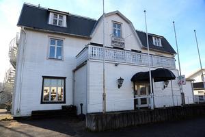 Hotell Nämforsen i Näsåker.
