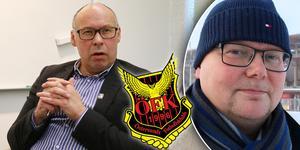 Östersunds Rådhus AB:s vd, Unto Järvirova, säger att han känner av pressen utifrån att låta Ante Strängby ha ordförandeskapet i ÖFK som bisyssla.