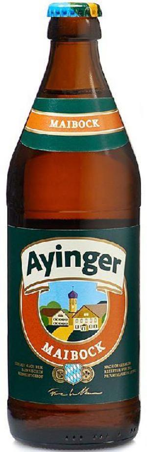 Ayinger Maibock.