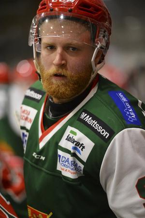 Daniel Ljunggren är en av Moras stora stjärnor även den här säsongen.