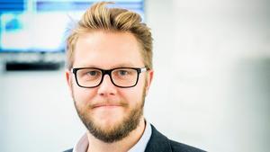 Carl-Johan Bergman, chefredaktör och ansvarig utgivare på Dalarnas Tidningar.