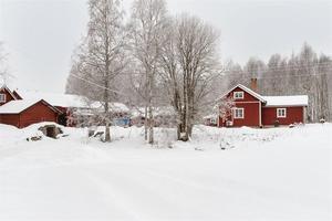 Ångsågsvägen 6. Foto: Fastighetsbyrån Mora