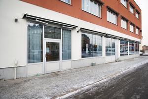 De nya lokalerna ligger på Norra Järnvägsgatan.