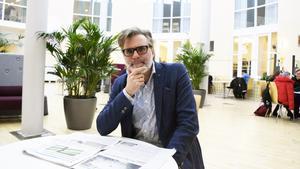 Christer Mattsson, forskare och föreståndare för Segerstedtinstitutet, ser problem med ett förbud.
