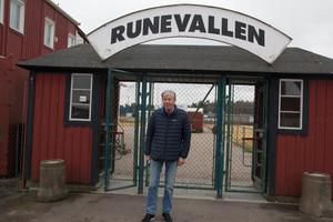 Ove Björklund spenderar mest tid i livet på Runevallen.