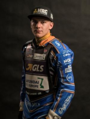 Robert Lambert. Foto: Speedway GP