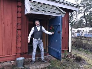 Anders Lindberg har alltid varit intresserad av torpen i trakten Nu äger han ett av dem.