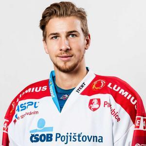 Jerome Leduc är VIK:s senaste värvning. Foto: HC Dynamo Pardubice