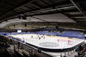 Malmö isstadion.
