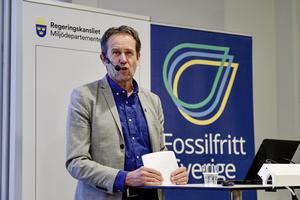 Svante Axelsson, nationell samordnare, Fossilfritt Sverige .