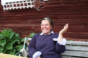 Margareta Backström Öberg driver Lata Pigan.