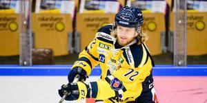 Nicolai Meyer jagas enligt uppgift av SHL-klubbar efter succén i SSK. Foto: Bildbyrån