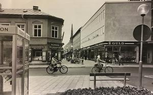 Stora gatan-Köpmangatan 1974.