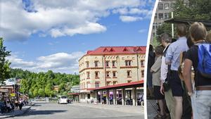 Chaufförerna är dåliga på att vänta in resenärer som byter buss enligt skribenten. Bilder: Pontus Hellsén och Leif R Jansson/ TT