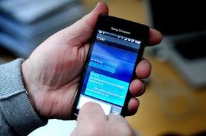 Förra året deklrarerade 5,8 miljoner svenskar digitalt. Foto: Leo Sellén / SCANPIX