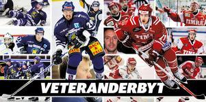 Daniel Olsson mot Jonathan Hedström. Sundsvall Hockey mot Timrå IK. På lördag drabbar de samman; de lite äldre upplagorna av de två lagen möts i ett veteranderby.
