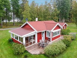 Fritidshuset är veckans mest klickade. Foto: Mäklarhuset Västerås