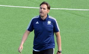 Andreas Bauducco är ny tränare i Korsnäs IF.