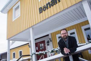 Vandrarhemmet Bönan, EFS tidigare bönhus i Svedjeholmen, är Patrik Svensson nästa utmaning.