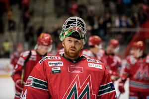 Erik Hanses var tillbaka i kassen som en vinnare på lördagskvällen.