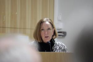 Kommunen kommer att ta kontakt med fastighetsägaren efter jul- och nyårshelgerna, förklarar Solveig Oscarsson (S).