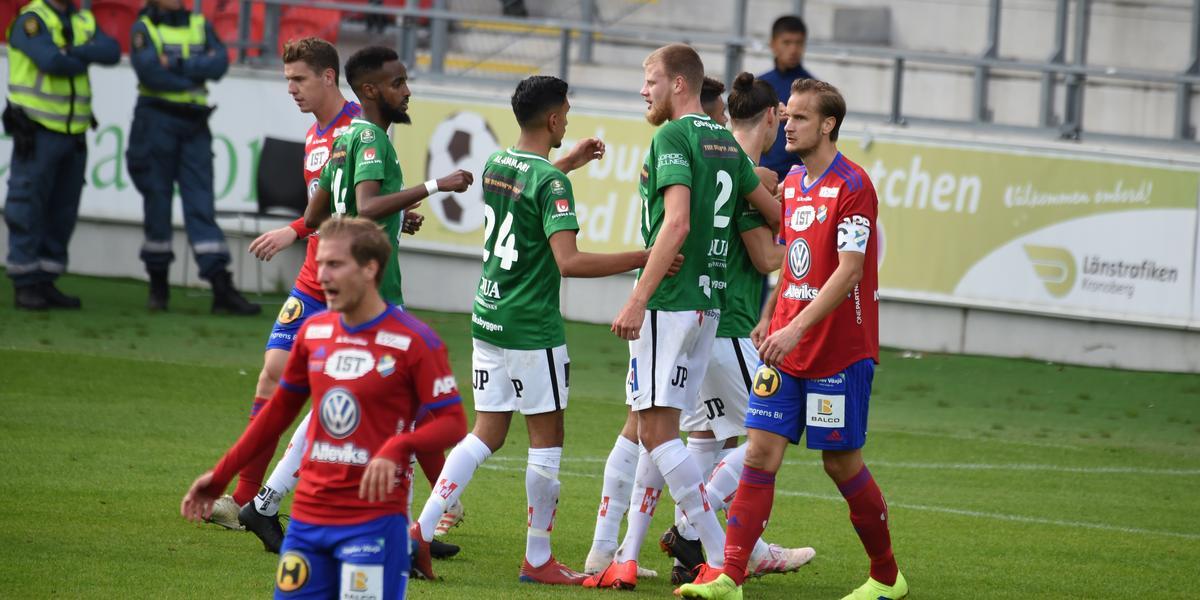 Livechatt: Så var J-Södras seger i Smålandsderbyt –minut för minut