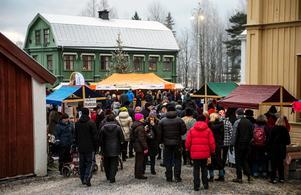 Julmarknaden har funnits sedan 1983.