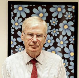 Kjell Forslund, Sverigedemokraternas ordförande i Borlänge.Foto: Privat