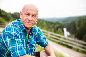Thomas Hedengran från Nilsvallen utanför Sveg ska göra huvudrollen som Dunderklumpen i Döda fallet i sommar.