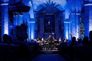 250 personer fick uppleva en stark invigningskonsert.Foto: Nikolaj Lund