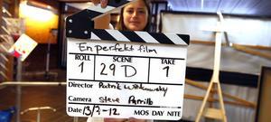 Mer filminspelning i Västernorrland, tycker debattörerna. Här ska en svensk långfilm spelas in på Hedbergska skolan i Sundsvall.