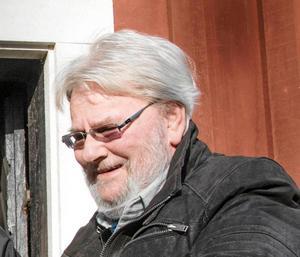 Christer Holmén, Sorunda hembygdsförening.