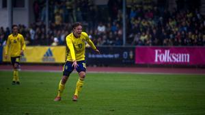 Jesper Carström och det svenska P17-landslaget blev till slut tvåa i fyrnationsturneringen. För GIF Sundsvall-talangen var det hur som helst en höjdare att få spela i landslaget på hemmaplan.