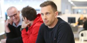 Andreas Jonsson mår bra efter kraschen i Polen i söndags.