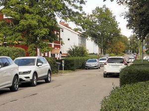 Runebergsvägen.