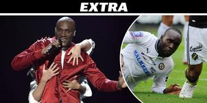 Boris René gör sensationell comeback på fotbollsplanen i Gais.
