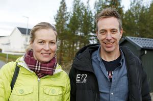 Kim Strömmer, klimatsamordnare på Region Jämtland Härjedalen och representant i Klimatrådet och Jimmy Nilsson, energi- och klimatstrateg på länsstyrelsen har båda varit med och tagit fram klimatstrategin.