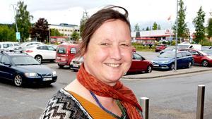 Theresia Geisser, 58 år, lärare, Ullånger: