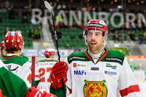 Brandon Gormley spelar idag SHL-hockey med Mora IK. Foto: Anders Bjurö/Bildbyrån