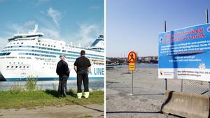 INSÄNDARE: Replik: Härnösands hamn fungerar bra för kryssningsfartygen