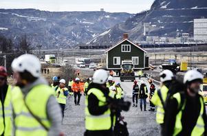 Flytten av Kiruna - fångad i skönlitteraturen. Kulturbyggnaden