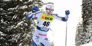 Stina Nilsson har lagt upp en plan för Tour de ski.