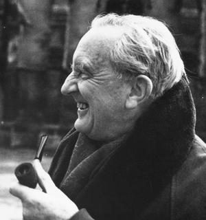 J. R. R. Tolkien. Foto: John Wyatt