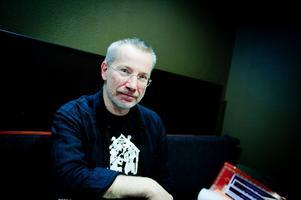 Ola Bäckström arrangerar Folkmusiknatta i Falun. Arkivbild.