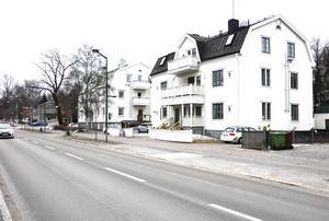 Björneborgsgatan 6 och 8 tar Amasten över.