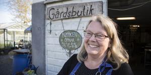 Anette Rundquist har drivit gårdsbutik i två decennier. Fokus har hela tiden legat på kvalitet och leverera närodlat.