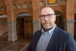 Anders Wennerberg, kommundirektör för Östersunds kommun.
