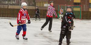 Nästa säsong blir det ingen is på Krillans bandyplan.