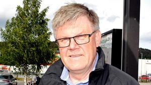 Urban Widmark, 59 år, arbetsledare, Matfors: